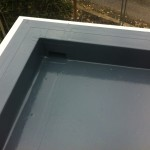 Awitra single ply roof detail