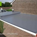 Ringwood, PVC single ply installed